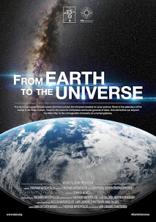 From Earth to the Universe Show ESO  Matsopoulos