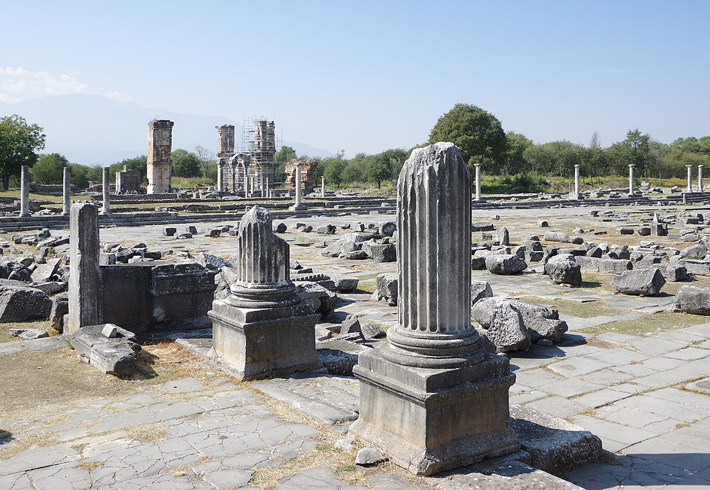 1024px Archaeological site of Philippi BW 2017 10 05 12 40 34