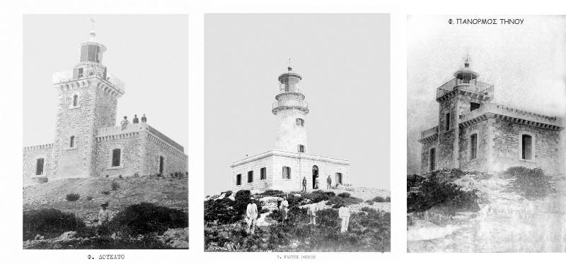 800 old lighthouses